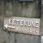 Ketekung-Bungalow