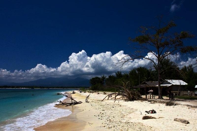 Tempat Wisata di Lombok Gili Trawangan