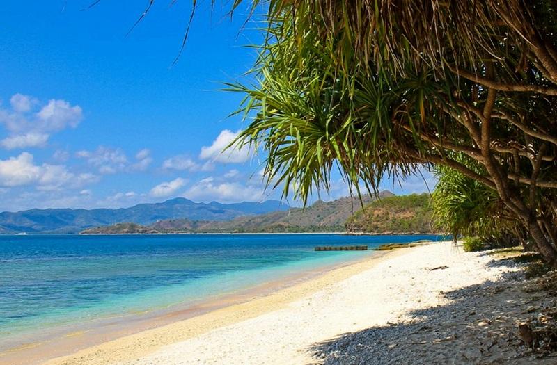 Objek Wisata Gili Nanggu di Pulau Lombok