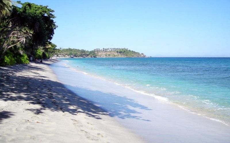 Objek Wisata di Pulau Lombok Pantai Senggigi