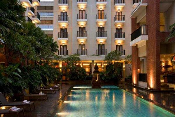 Tarif Hotel Santika Premiere Malang