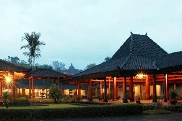 Hotel Bintang 3 di Magelang