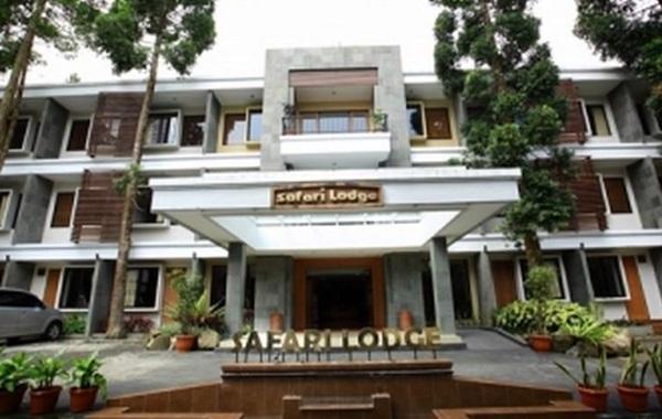Hotel Bintang 3 di Puncak