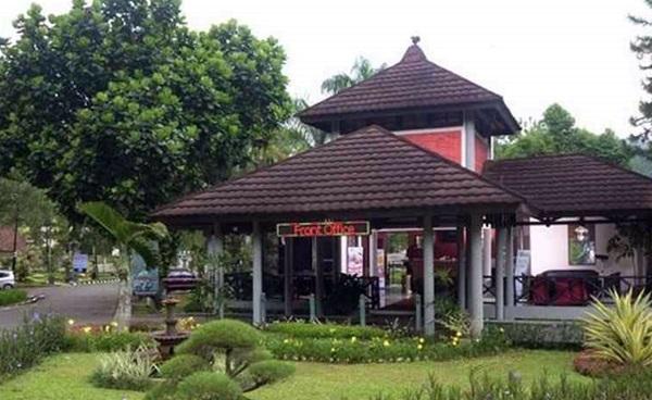 Resort di Puncak Bogor
