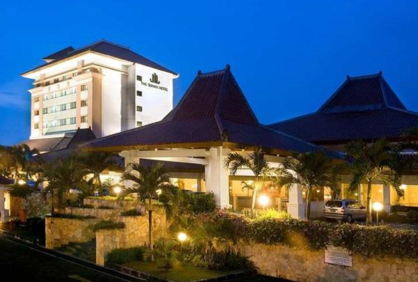 Hotel Bintang 4 di Solo