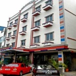 Hotel Golden Gate Batam