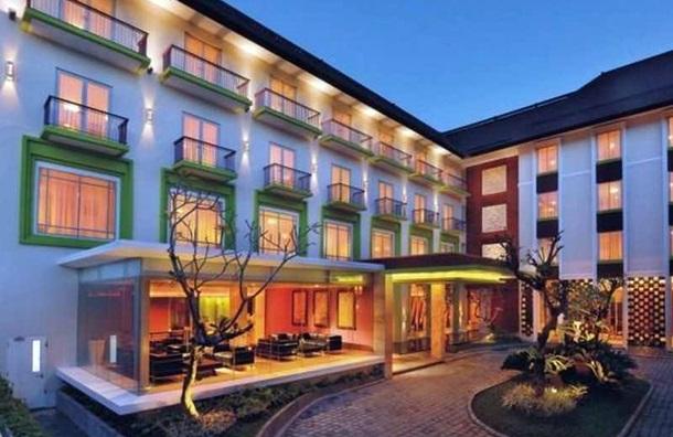 Hotel Bagus di Denpasar Bali