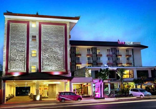 Hotel Bagus di Seminyak Bali