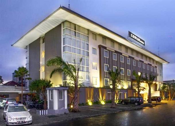 Hotel Bintang 2 di Seminyak Bali