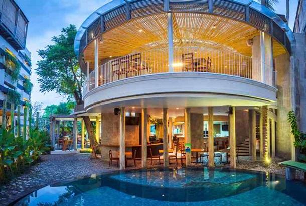 Hotel Bintang 3 di Seminyak Bali
