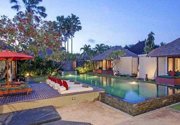 Villa di Seminyak Bali Private Pool
