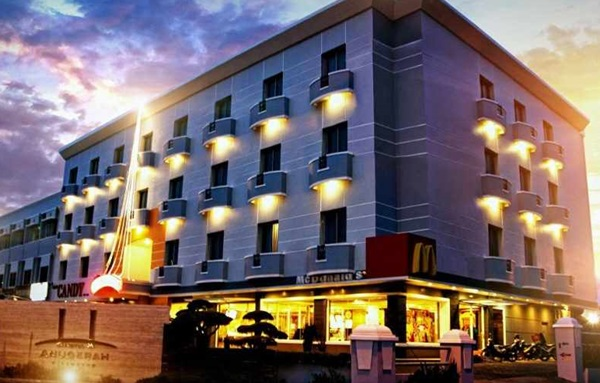 Hotel Bintang 2 di Palembang