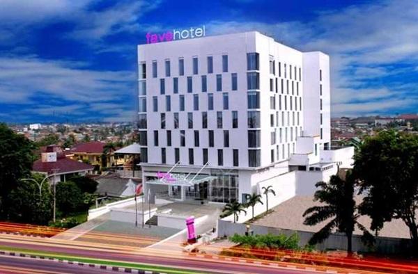 Hotel Bintang 3 di Palembang