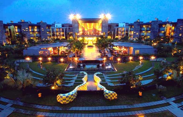 Hotel Bintang 4 di Palembang