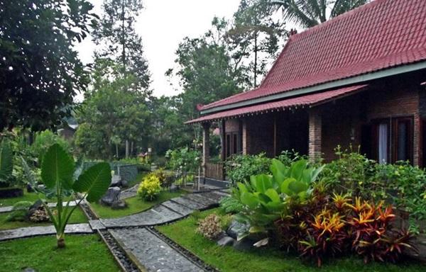 Hotel Bintang 2 di Magelang