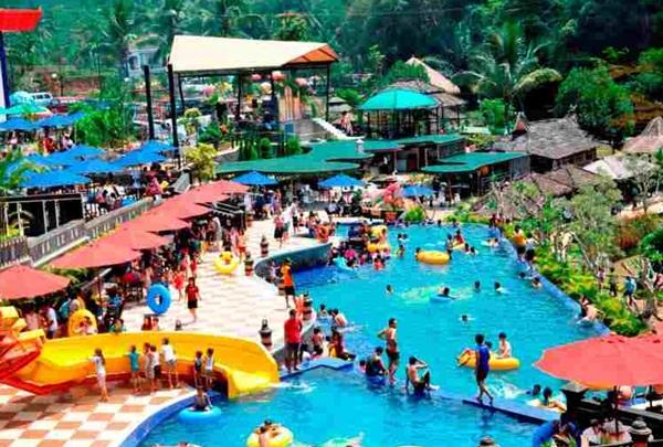 Hotel Bintang 5 di Puncak Bogor