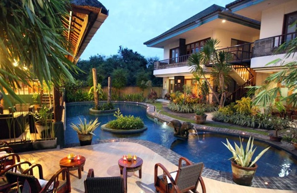 Hotel Bintang 2 di Sanur Bali
