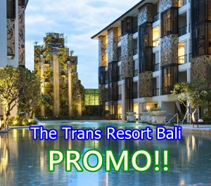 Promo The Trans Resort Bali