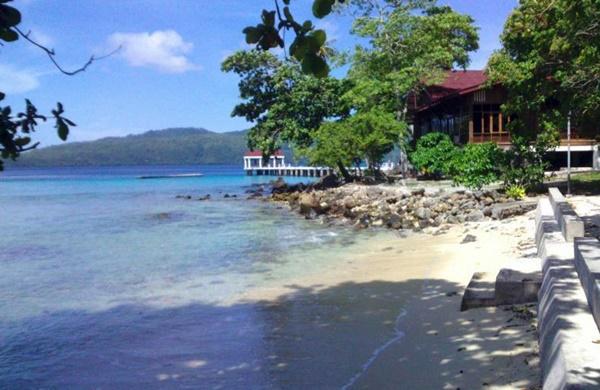 Hotel di Pulau Weh Sabang