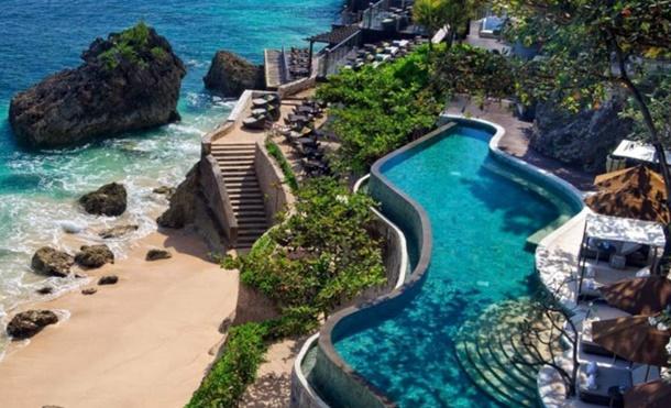 Hotel Bintang 5 di Jimbaran Bali