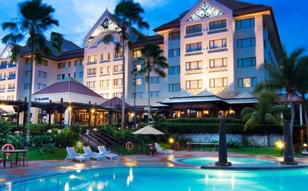 Hotel Bintang 4 di Balikpapan