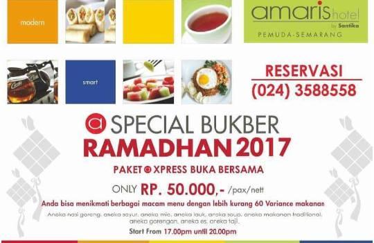 Amaris Hotel Semarang Buka Bersama